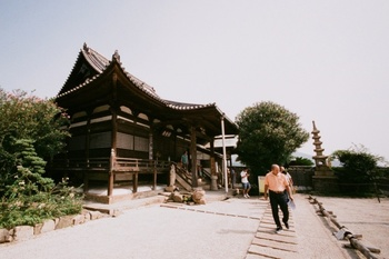 対潮楼は、坂本龍馬いろは丸と紀州明光丸との衝突事件の談判交渉場所としても知られています。