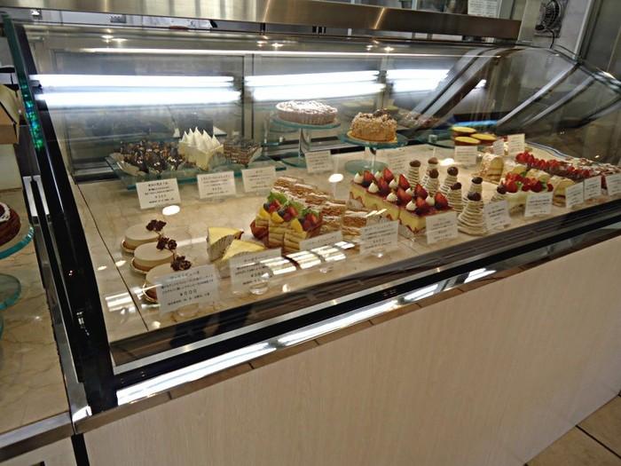 神戸の老舗コーヒー店「にしむら珈琲」が経営しており、にしむら珈琲と共に人気があるお店です。