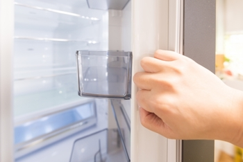 冷気を逃がさず、節電になると言われている冷蔵庫の保冷カーテン。でも保冷できるのはカーテンの内側だけで、ドアポケット部分にはかえって冷気が行き届かなくなってしまい、扉側の食品保存に悪影響が出るとも言われています。ご使用の際には、まず冷蔵庫内の食品をどのように配置しているかをよく考慮してみるのがおすすめです。