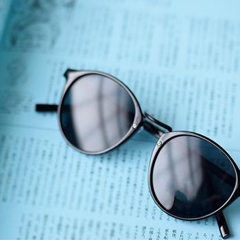 atelier brugge(アトリエブルージュ) ボストン眼鏡/サングラス