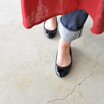 ファッションに合わせて、レインシューズ選びを楽しみたい!みんなのレインシューズファッションをチェックしてみましょう。