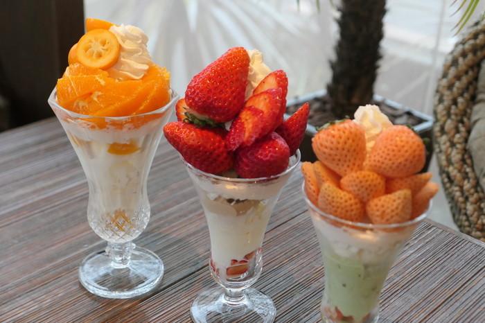 【福岡】みずみずしい旬のくだもの味わおう。おすすめ「フルーツパーラー&カフェ」5選