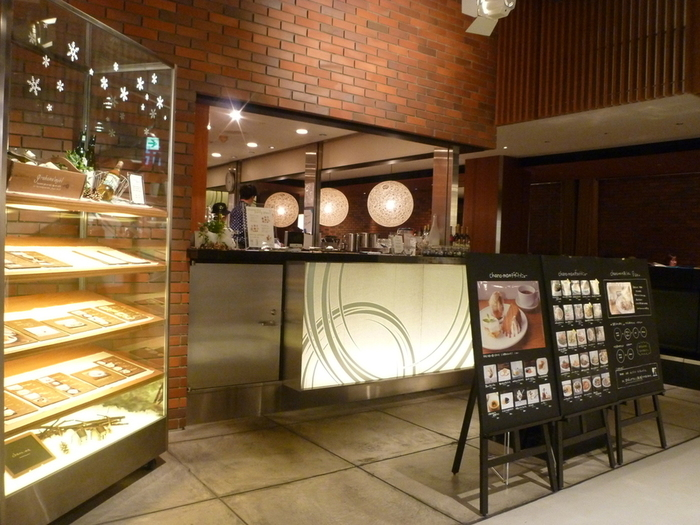"""マルイの7階にある「yusoshi chano-ma」。""""茶の間""""という名前のとおり、ゆっくりと寛いだ時間を過ごすことができます。"""