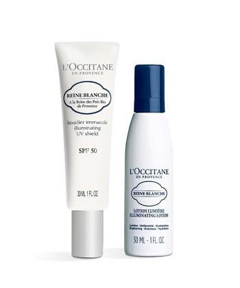 春・夏は基礎化粧品を美白ラインにシフトしてみましょう。メラニンの生成を抑え、しみ、そばかすを防ぐ効果が期待できます。白い透明感溢れる美肌が欲しいなら、美白アイテムを導入しましょう。