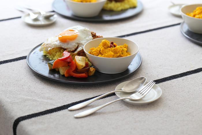 カフェなどで人気の「ワンプレート」ごはんを、おうちで楽しんでみませんか! ひと皿に、色々なお料理が盛り付けてある「ワンプレート」は、あれもこれも食べたい願望を叶えてくれる、嬉しいメニュー。