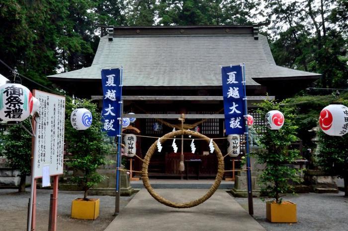 茅の輪をくぐって、水無月を食べて。6月30日「夏越の祓(はらえ)」に心とカラダを整えませんか?