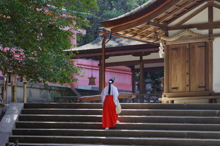 春日大社では、特別な日を除くほぼ毎日「朝拝」と呼ばれる朝のお参りが行なわれています。一般観光客も参加することが可能なため、朝から春日大社を訪れるのもおすすめです。