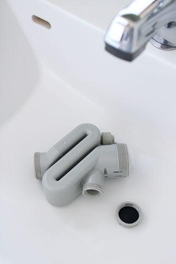 外せるパーツは台所洗剤で洗ったり、酸素系漂白剤に浸け置いて。