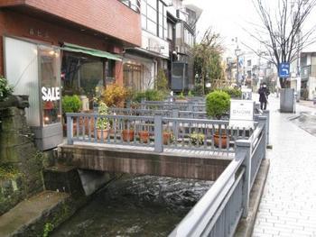 江戸時代に造られた鞍月用水が傍を流れ、古都・金沢の情緒を感じるせせらぎ通り。落ち着いた雰囲気のなかで、個性豊かなお店が立ち並ぶ小路では、観光スポットとはひと味違う散策が楽しめます。