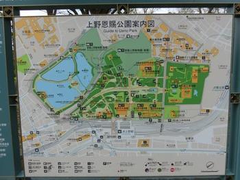 公園はこんなに広いのですね。JR上野駅の公園口を背に出発。お散歩気分で公園内を案内しちゃいます!