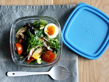 フランス発の人気グラスメーカーDURALEX(デュラレックス)が誇る、強化ガラスを使用した保存容器。DURALEXの最大の魅力はその丈夫さ!衝撃に強く、冷凍も電子レンジも食洗器も対応可能です。