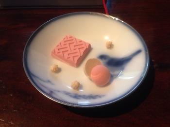 『和三盆のお菓子』もメニューに。