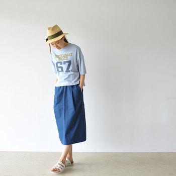 サンダルが変わるだけでもいつものコーデが新鮮になります。スタイルに合わせてお気に入りの一足を見つけて、足元から爽やかに夏ファッションを楽しみましょう♪