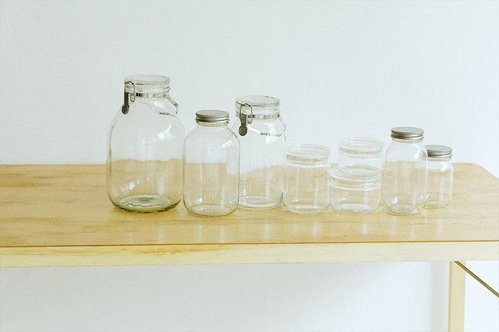保存がきくピクルス。せっかく美味しいピクルスを作ったら、見た目も機能性も◎の容器で保存しませんか?