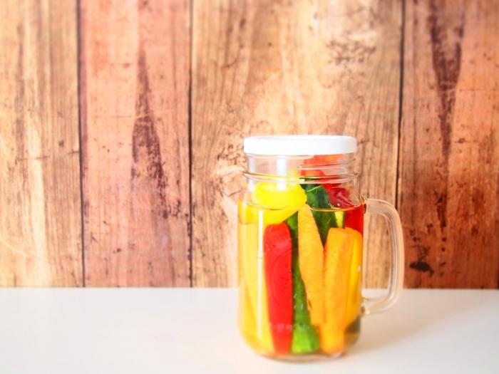 常備菜・作り置きに◎【ピクルス】のレシピとおすすめ保存瓶