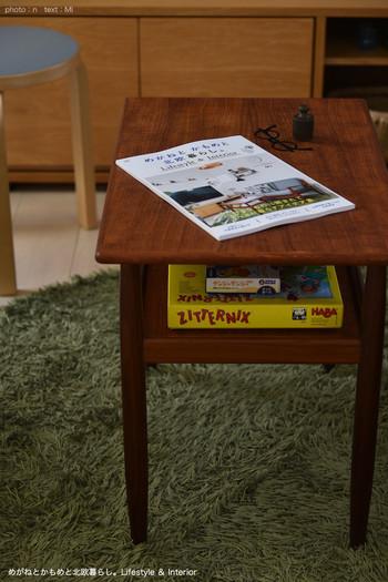 映画「かもめ食堂」と「めがね」にインスパイアされ、北欧インテリアに興味を持たれた「めがねとかもめと北欧暮らし。」さん。Lifestyle & Interiorの新刊が発売されています。 北欧ヴィンテージ家具の魅力がたくさん詰まった1冊です。ぜひ、参考にしてみてくださいね。