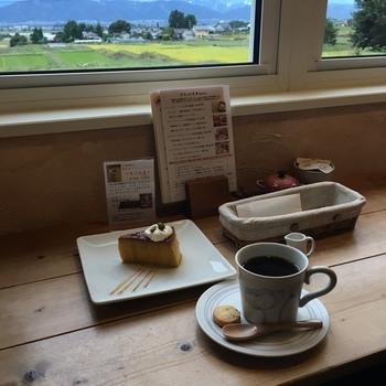 ゆったりのどかな自然に癒されて…【長野・安曇野】くつろぎのカフェへようこそ♪