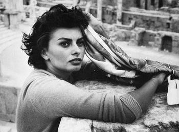 世界中の誰もが「セクシー」や「色っぽい」と認める女優たちでさえも、「美しさは見た目ではない」と語ります。