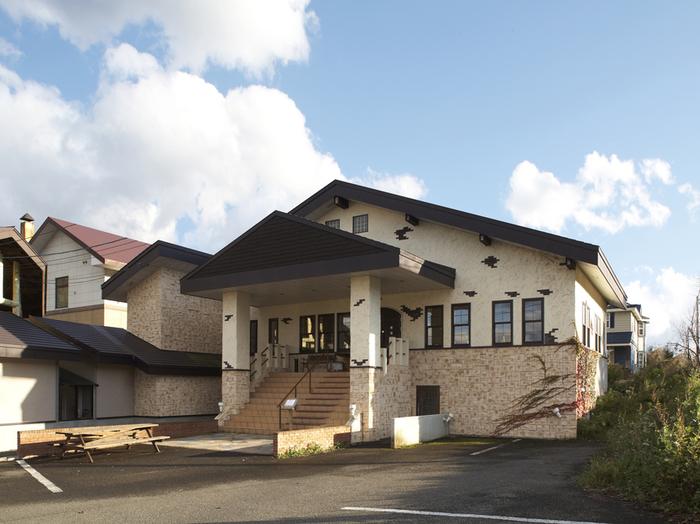 「富良野市オリジナルワイン」が自慢のレストラン・ノルドゥは、「富良野手造りワイン工房」に併設されたレストランです。