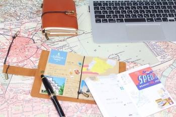 今回は旅ノートの書き方や書く事が楽しくなる便利なアイテムをご紹介します。自分だけの大切な一生の思い出を、カタチに残してみましょう♪
