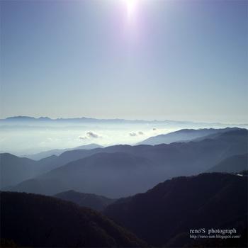 10月末~11月末頃には雲海も見られるのだそう。神秘的な雲海の景色も一度は見てみたいですね。
