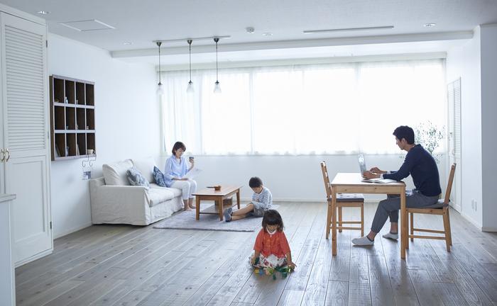 忙しくても大丈夫。 お部屋をキレイに保てる「毎日お掃除術」