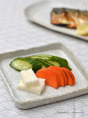 体験教室で学んだことは、すぐに自宅の漬物作りに生かすことができます。和食を極めたい方、家庭の味を大事にしたい方にオススメのレッスンです♪
