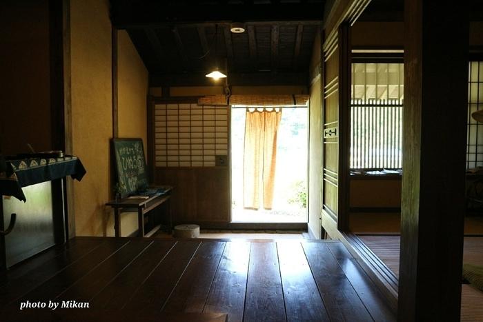 宿に隣接して、毎週土日限定で、古民家カフェ「ひぬるわ」も営業しています。