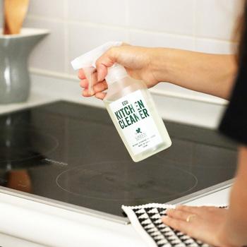 天然精油を使用しているので爽やかな香り。洗浄成分が少ないので、肌に優しいのが嬉しいですね。