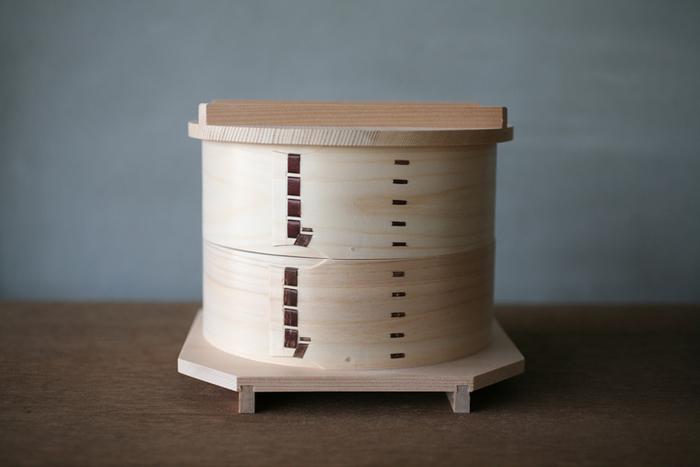 足立茂久商店のセイロは、伝承された技を守りながら作り上げた本物の逸品。