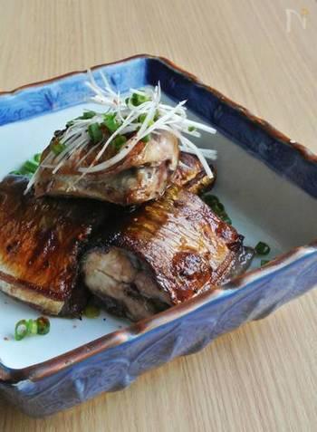 ほろ苦さがある「魚の肝」は、魚が好きという人でも苦手と感じることが多い部分。でも一度味を覚えてしまうとくせになりますよ♪栄養価も高いので、しょうゆが香ばしい美味しいアレンジレシピでいただいてみませんか?