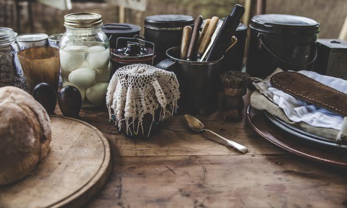 キッチン用品が好きな方におすすめしたいのが、スプーンやフォークです。小さくて割れにくく、比較的どこにでも売っていますよね。家庭でよく使うサイズ、タイプのものを選べば、自然と食卓に並ぶ機会も多くなりそう。家族それぞれ、柄も形も違うスプーンやフォークを使うというのもなんだかおしゃれですね。