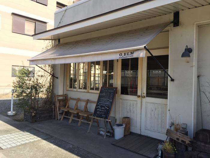 兵庫県南あわじ市の福良港そばにある「G.ELM(G.エルム )」は、淡路島産の地元食材で作るジェラートが楽しめる人気店です。