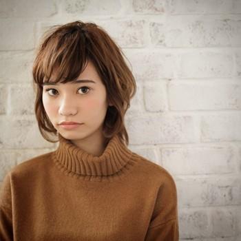 顔の印象を大きく左右する前髪は、ふわっとゆるやかに流したいですよね。