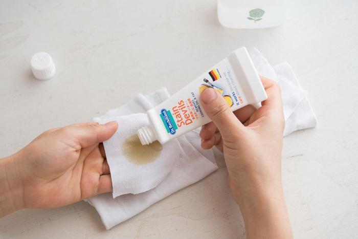 ドイツ生まれの洗剤ブランドである「Dr. Beckmann(ドクターベックマン)」は、家庭ではなかな落としにくいシミ汚れを簡単に落とすことができる製品を開発。以降世界75か国で愛されるステインブランドへと成長しました。