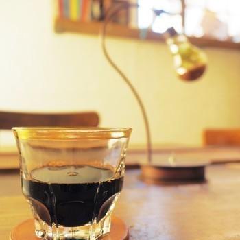 水出しコーヒーはアイスではなく【常温】で提供されます。