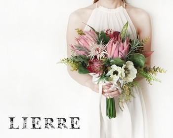 色や形に加えて、もうひとつこだわってみたいのが「花言葉」。 お花には、あやかりたい素敵な花言葉がたくさんあります。 それぞれの花に込められた言葉で、より素敵なブーケを作ってみませんか?