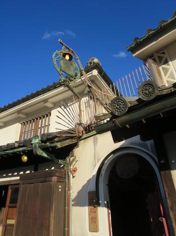 倉敷美観地区内にあるレトロなコーヒー専門店「倉敷珈琲館」。濃厚でとてもおいしいコーヒーが飲めるお店です。