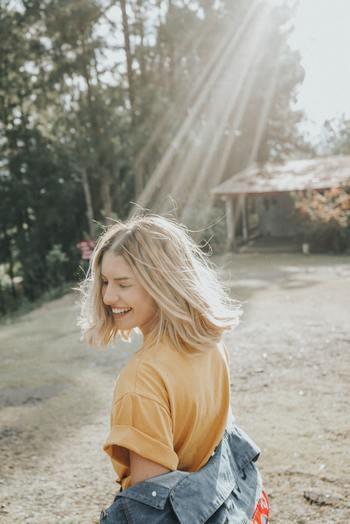 他人からのいろんな意見に惑わされることなく、自分が充実できるものがある、自分がどんなことで満たされるかわかっている人というのは、とても美しくそして、元気ですよね。
