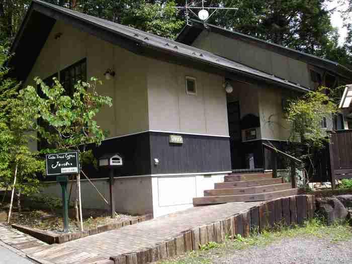 八ヶ岳高原線の甲斐小泉駅から歩いて5分ほどのところにある「Joichi(ジョイチ)」は、ちょっと見つけにくいところにありますが、地元の方なら一度は聞いたことがある名店です。