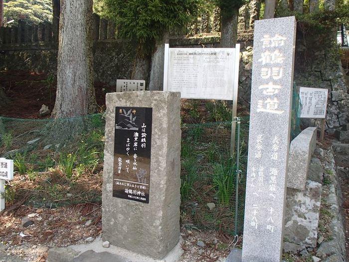 南あわじ市の文化財に指定されている諭鶴羽古道や、兵庫県の天然記念物に選定されているアカガシの森など、多くの見どころがある神社です。淡路島の貴重な文化財をお見逃しなく。