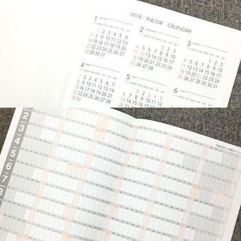 長い期間のプロジェクトがあるお仕事などは年間スケジュールがあると予定が把握しやすいですね。 プライベートでも、お子さんの学校行事は年間予定表をもらったらすぐに書き込んでおくとモレが防げます。