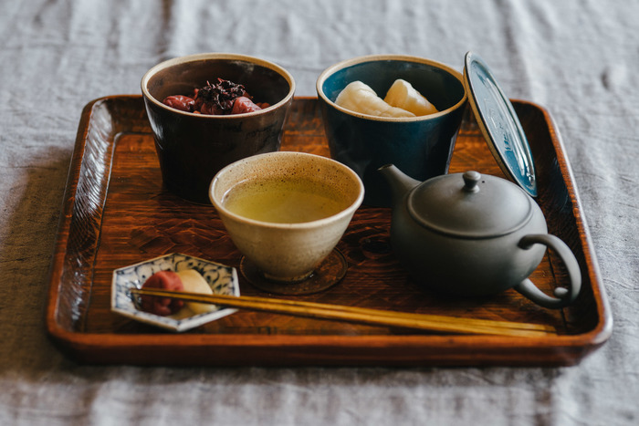 急須えらびも大切。「緑茶」の美味しい淹れ方をおさらい