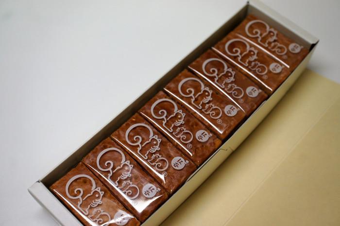 こちらのクルミッ子はパッケージのかわいいイラストもさることながら、第25回神奈川県菓子コンクールの最優秀賞を受賞しています。