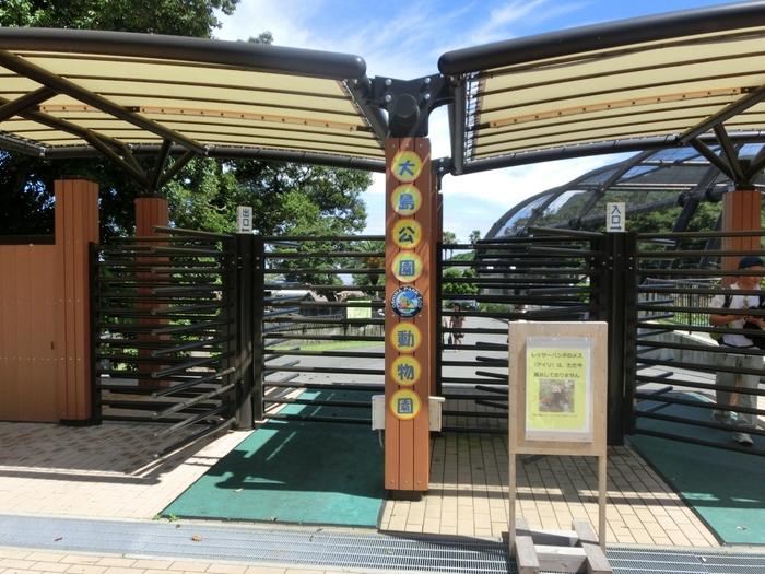 先にご紹介した「大島公園 椿園」と同じ東京都立大島公園内にあるのが「大島公園 動物園」です。この施設の驚くべきポイントは、入場料が無料ということ!ですが、無料といって侮れません。60種350点もの動物が迎えてくれます。