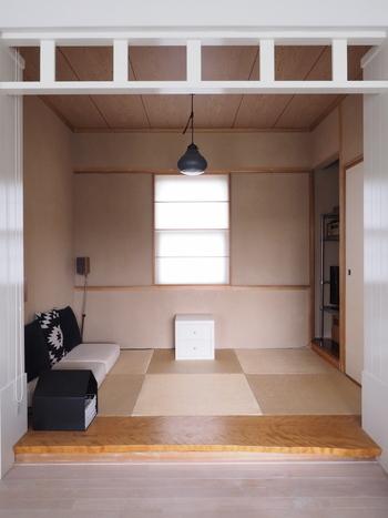 和室でお水をこぼしてしまった場合も乾いた雑巾ですぐに拭き取りましょう。そのままにしておくと、カビが生えてしまいます。