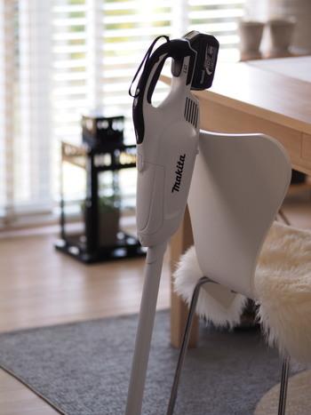 掃除機の強弱は使い分けできていますか?じゅうたんが強だからそのままフローリングも畳も全部強ではなく、フローリングと畳は弱にして使い分けると節電できますよ◎