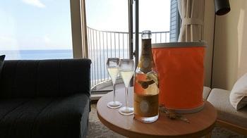 投宿して海と過ごす休日にしてもいいですね。