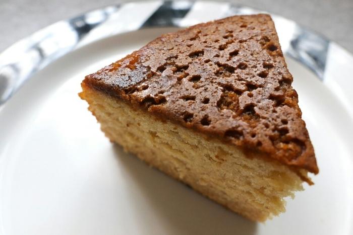 「パウンドケーキと言えばゴンドラ」と言われるほど熱烈なファンが多い看板商品。