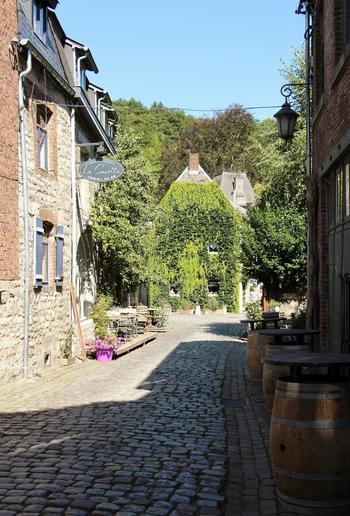 ワロン地方では、石造りや木造のお家、村の規模、お城など、24個それぞれに個性があるベルギーの田舎町が登録されています。エリアに分けるとそれぞれ近くにある村同士もあるので、一度にまとめて村を探索してみたいですね。